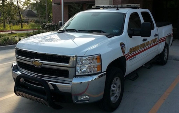 2009 Chevy Silverado 2500HD - Support Vehicles & Squad 71
