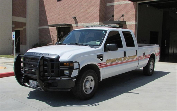 2009 Ford Super Duty - Squad 77