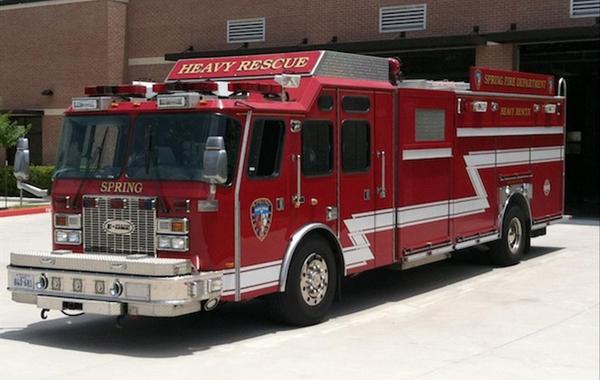 E-One Rescue Truck - Rescue 71, 75