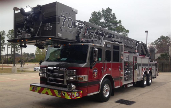 Pierce Velocity 100' Aerial Platform - Tower 70