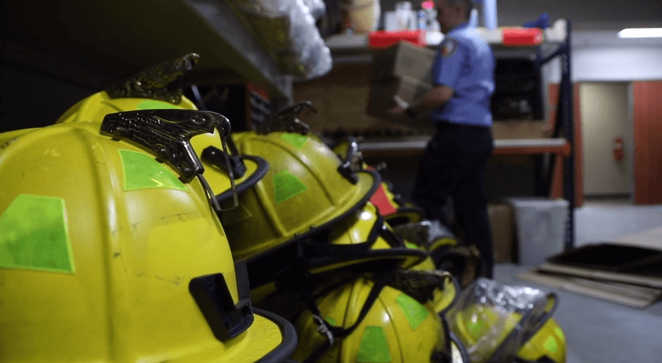 Fighting Fires and Cancer