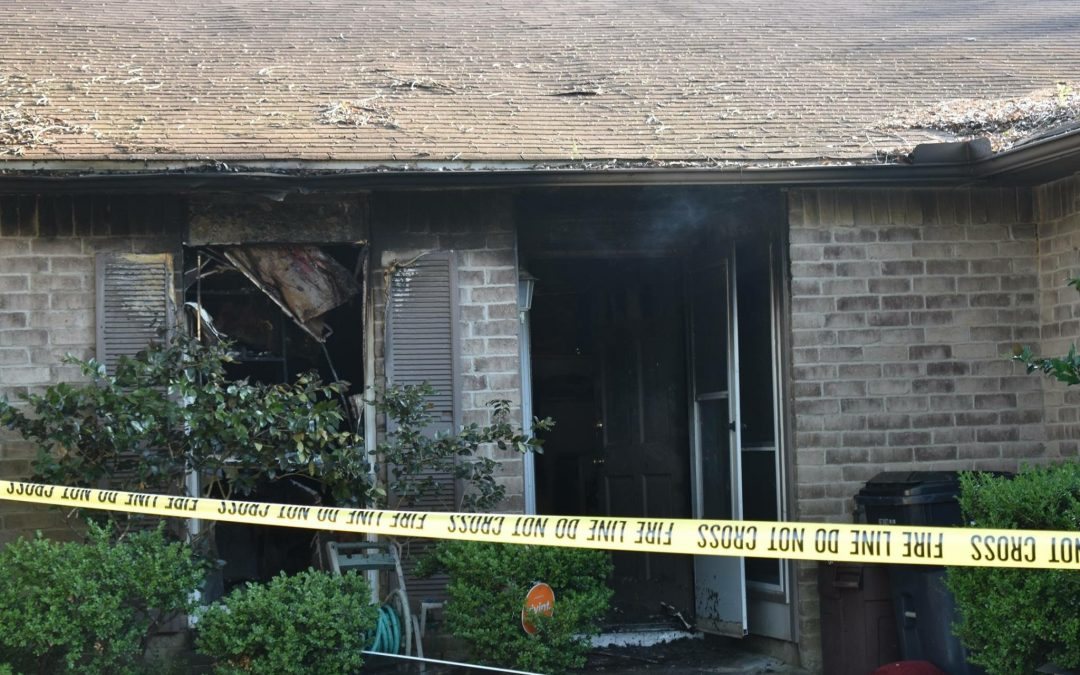 A Cautionary Tale: Preventable House Fire